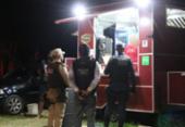 Dezoito pessoas são flagradas desrespeitando toque de recolher | Foto: Divulgação | SSP