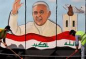 A dois dias da visita do Papa, base norte-americana no Iraque é alvo de foguetes | Foto: Ahmad Al-Rubaye | AFP