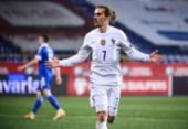 França derrota Bósnia pela Eliminatórias Europeias para 2022 | Foto: