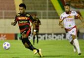 Jogo 'interminável' dá vaga para Juazeirense contra Sport na Copa do Brasil | Foto: Divulgação | Sport Recife