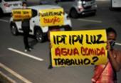 Lojistas de Salvador fazem protesto pela reabertura do comércio | Foto: Felipe Iruatã | Ag. Tarde