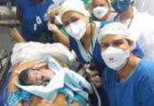 Mulher dá à luz sem saber que estava grávida no bairro de Pau Miúdo | Foto: Divulgação | SMS
