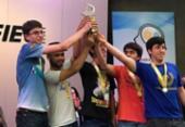 Baianos premiados em olimpíada de ciências | Foto: Divulgação | onciencias.org