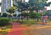 Praça Ana Lúcia Magalhães: mais do que um espaço de lazer e socialização | Foto: Reprodução