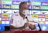 Início do Brasil nas Eliminatórias superou as expectativas, diz Tite | Foto: