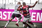 Vitória volta a ser vítima do Vozão e perde por 3 a 1 no Castelão | Foto: felipe Santos | Esporte clbe vitoria