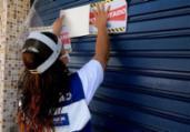 Salvador tem 36 estabelecimentos interditados | Ag. A TARDE