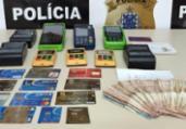 Estelionatário é preso após aplicar golpes em Eunápolis | Divulgação | Ascom-PC