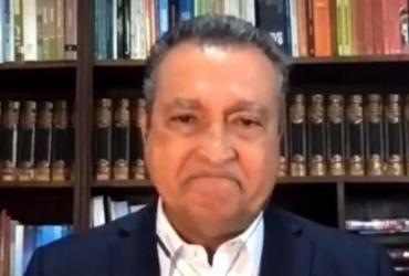 Rui Costa chora ao falar de casos de Covid-19 e risco de colapso | Reprodução | Rede Bahia