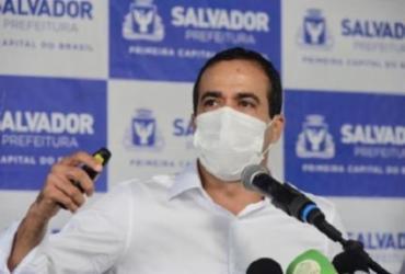 Salvador viverá 'pior momento da pandemia', alerta Bruno Reis | Betto Jr. | Secom-PMS