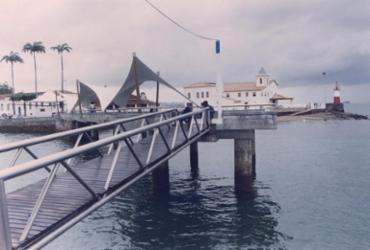 Cidade oferece festa para o registro de belos cenários   Foto: Paulo Munhoz   Cedoc A TARDE   Data: 12/01/2001.