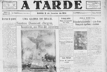 Reportagens traçam trajetória de um cientista persistente: Hideyo Noguchi   Arquivo A TARDE   03.01.1914