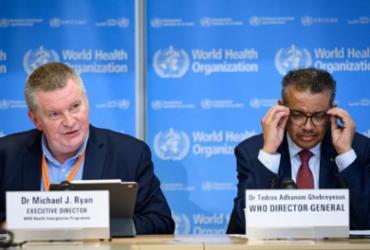 Mundo vive apartheid de vacinas contra Covid-19, diz diretor da OMS | AFP