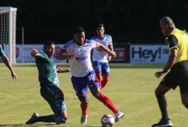 Conquista e Bahia empatam em jogo fraco no Lomanto Júnior | Bruno Queiroz / EC Bahia
