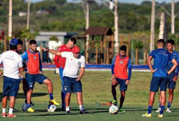 Com time principal, Bahia encara Botafogo-PB em Pituaçu pelo Nordestão | Felipe Oliveira | EC Bahia