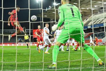 Bélgica atropela Bielorrússia nas Eliminatórias; Gales vence República Tcheca |