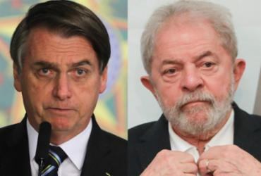E se em 2022 der Bolsonaro ou Lula? O vencedor seria um fenômeno | Reprodução