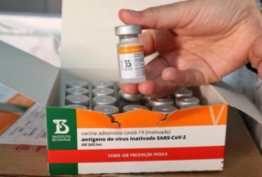 Ministério da Saúde espera receber IFA para Coronavac no dia 25 de maio | Rafael Menezes | Sesab