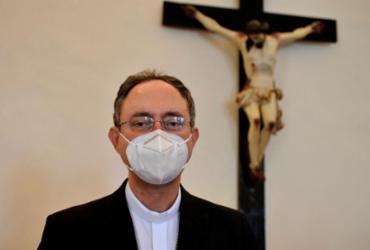 Recuperados da Covid-19, arcebispo de Salvador e bispo auxiliar agradecem orações | Shirley Stolze | Ag. A TARDE