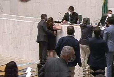 Conselho de Ética aprova suspender por 4 meses deputado que apalpou colega | Reprodução
