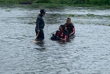 Bombeiros encontram corpo de homem boiando no rio das Contas