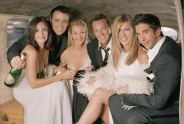 Especial de 'Friends' retoma gravações em abril, afirma David Schwimmer | Divulgação