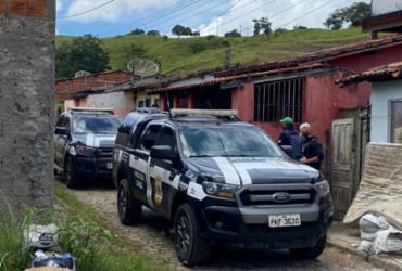 Suspeitos de duplo homicídio são presos em Ipiaú