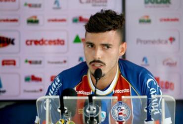 Após empréstimo, Zeca se despede do Bahia nas redes sociais | Felipe Oliveira | E.C.Bahia