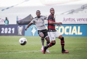 Rodrigo Chagas condena erros individuais e falta de atenção após derrota diante do Ceará | Felipe Santos | C.S.C
