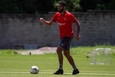 Mesmo com indefinição, Vitória segue preparação para duelo contra Jacuipense | Letícia Martins | EC Vitória