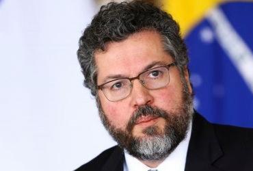 Ernesto Araújo presta depoimento à CPI da Pandemia nesta terça | Marcelo Camargo | Agência Brasil
