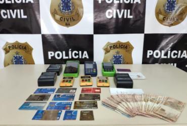 Estelionatário é preso após aplicar golpes avaliados em R$ 120 mil no interior da Bahia