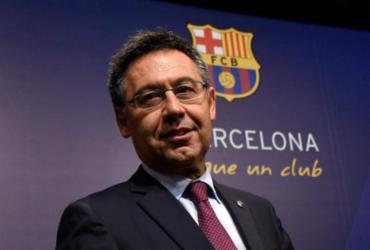 Ex-presidente do Barcelona, Josep Bartomeu é preso na Espanha | Lluis Gene | AFP