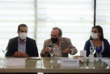 Fecomércio-BA defende volta do comércio baseado em plano de retomada   Betto Jr.   Secom