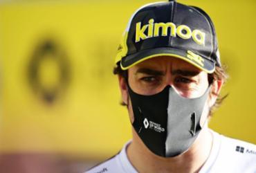 Em recuperação, Alonso não poderá participar da apresentação da Alpine |
