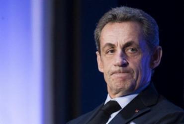 Ex-presidente da França, Sarkozy é condenado a três anos de prisão | Martin Bureau | AFP