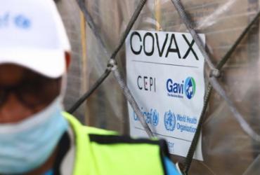 Com doses enviadas pela OMS, Gana começa vacinação contra Covid-19 | Reprodução