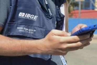 IBGE abre 340 vagas em concursos para a Bahia nesta quinta-feira | Divulgação | IBGE