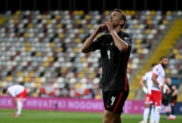 Croácia vence Malta e tira liderança da Rússia no grupo H das Eliminatórias |