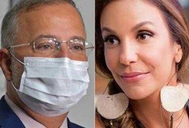 Fábio Vilas-Boas e Ivete Sangalo, apenas um mal-entendido, dele | Shirley Stolze | Ag. A TARDE e Divulgação