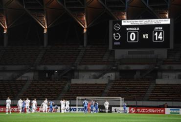 Japão atropela a Mongólia em goleada histórica de 14 a 0 pelas Eliminatórias |