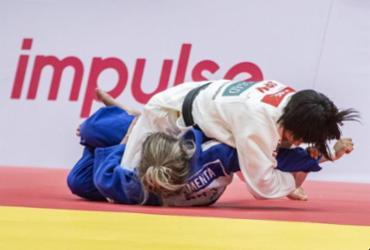Judô: brasileira fica perto do pódio na abertura do Grand Slam de Tashkent | Sabau Gabriela | IJF