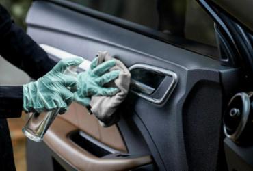 Veja soluções para higienização do carro em casa | Divulgação