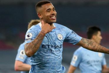 Gabriel Jesus marca duas vezes e City goleia o Wolves pelo Inglês |