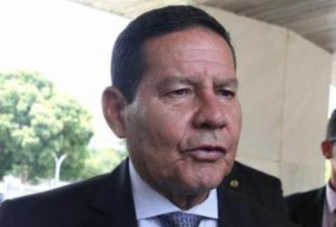 Mourão diz que demora em buscas por Lázaro Barbosa é 'normal' | Valter Campanato | Agência Brasil