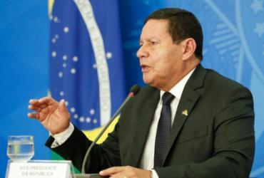 Mourão exalta golpe de 1964 e afirma que sociedade 'espera mais' das Forças Armadas | Reprodução