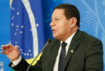 Pazuello tem o direito de ficar em silêncio durante depoimento a CPI, diz Mourão | Reprodução