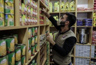 Cerca de 20% dos alimentos são desperdiçados no mundo, diz ONU | Joseph Eid | AFP