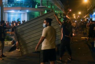 Presidente do Paraguai pede que ministros coloquem o cargo à disposição após protestos | AFP