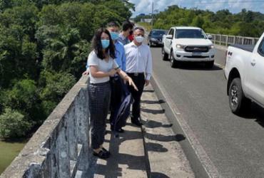 Chineses da ponte prospectam negócios na Bahia. O resto é segredo | Ascom SDE | Divulgação